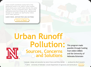 Urban Runoff Pollution